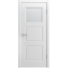 Ульяновская дверь Лацио-333 белая эмаль ДО-1