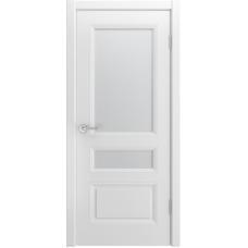 Ульяновская дверь Лацио-555 белая эмаль ДО-2