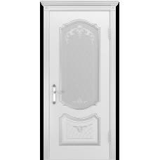 Ульяновская дверь Премьера-3 белая эмаль ДО