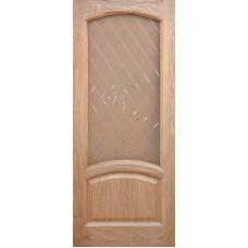 Ульяновские двери Соло натуральный дуб ДО