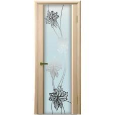 Ульяновские двери Экзотика-3 белёный дуб