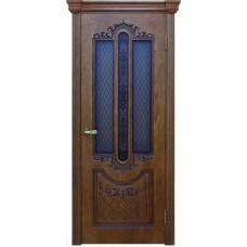 Ульяновские двери Калипсо тон орех-2 ДО