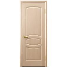 Ульяновские двери Анастасия белёный дуб ДГ