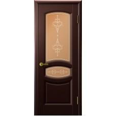 Ульяновские двери Анастасия венге ДО