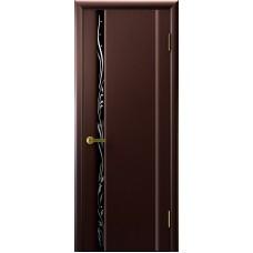 Ульяновские двери Трава-1 венге