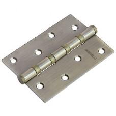 MORELLI Петля стальная универсальная MS 100X70X2.5-4BB Античная бронза AB