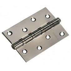 MORELLI Петля стальная универсальная MS 100X70X2.5-4BB Черный никель BN