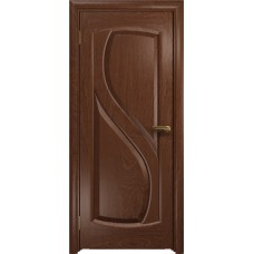Дверь DioDoor Диона-1 красное дерево