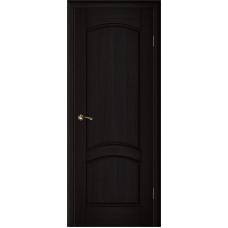Ульяновские двери Вайт 01 чёный дуб ДГ