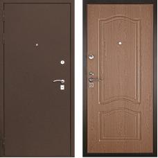 Входная дверь М-1 дуб
